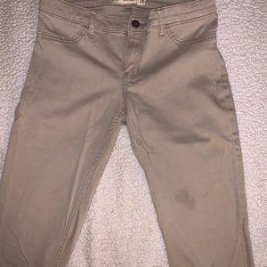 Hollister Super Skinny Jeans, Size 5S